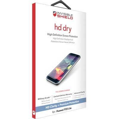 Защитная пленка InvisibleShield HD Dry-Huawei-P20 Lite-Screen Clear (200201702)