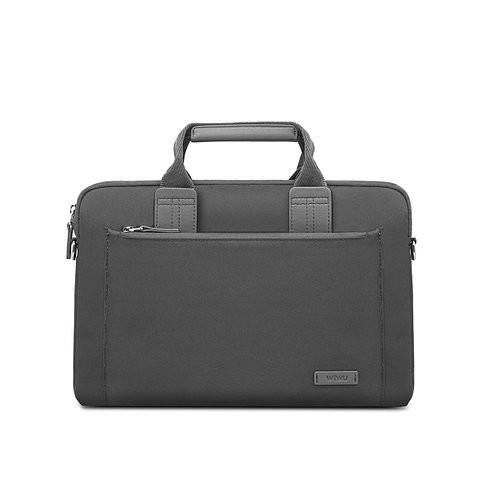 Чехол-сумка WIWU 15.4'' Athena Handbag Light Grey