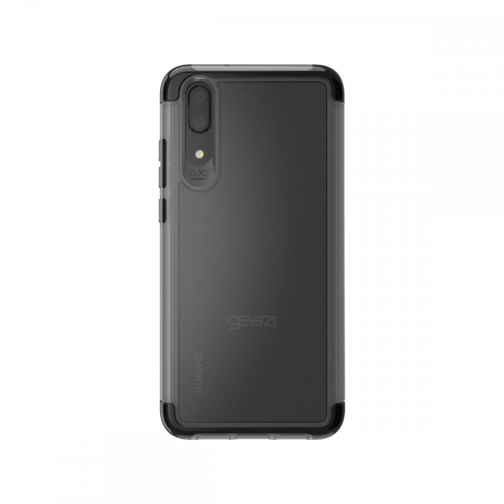 Чехол GEAR4 Huawei P20 Wembley Black (HP20LWEMBLK)