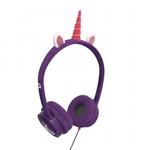 Купить Детские наушники iFrogz Little Rockerz Costume-с Buddy Jack and Coiled Cable Unicorn (304101847)