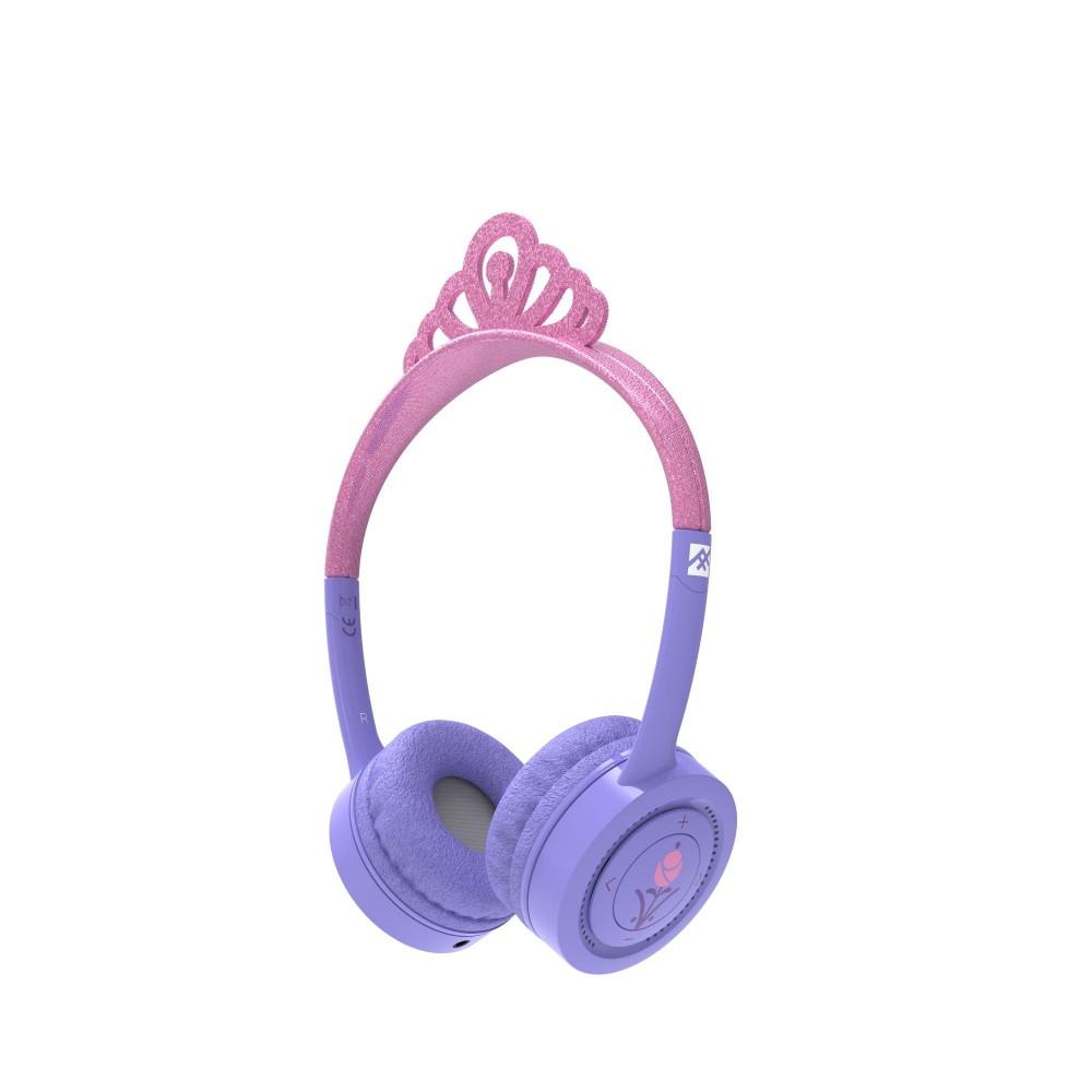 Детские беспроводные наушники iFrogz Wireless Headphone-Little Rockerz Costume-с Buddy Jack and Coiled Cable Princess Anna (304101849)