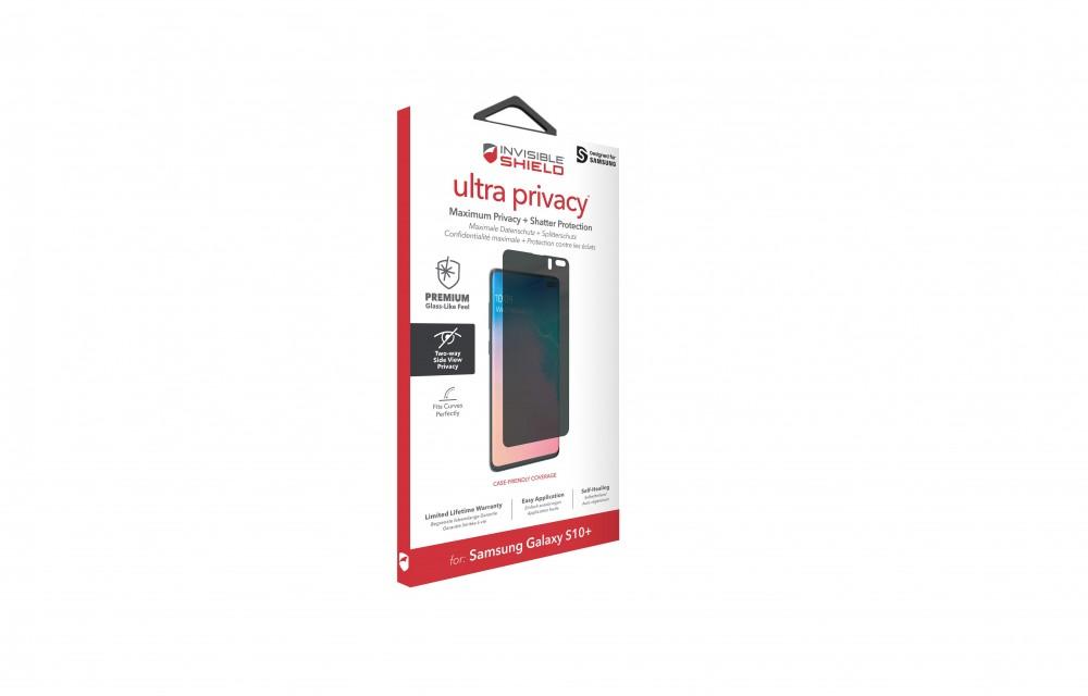 Защитная пленка InvisibleShield Ultra Privacy - Samsung S10+ Screen Privacy (200202667)