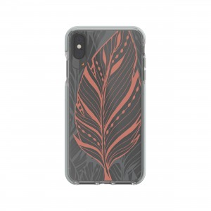 Купить Чехол GEAR4 Victoria iPhone Xs Max (Tribal Leaf) (ICXLVIC04)