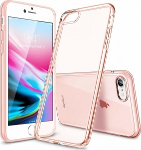 Купить Чехол ESR Eseential Zero Pink Gold iPhone 8/7