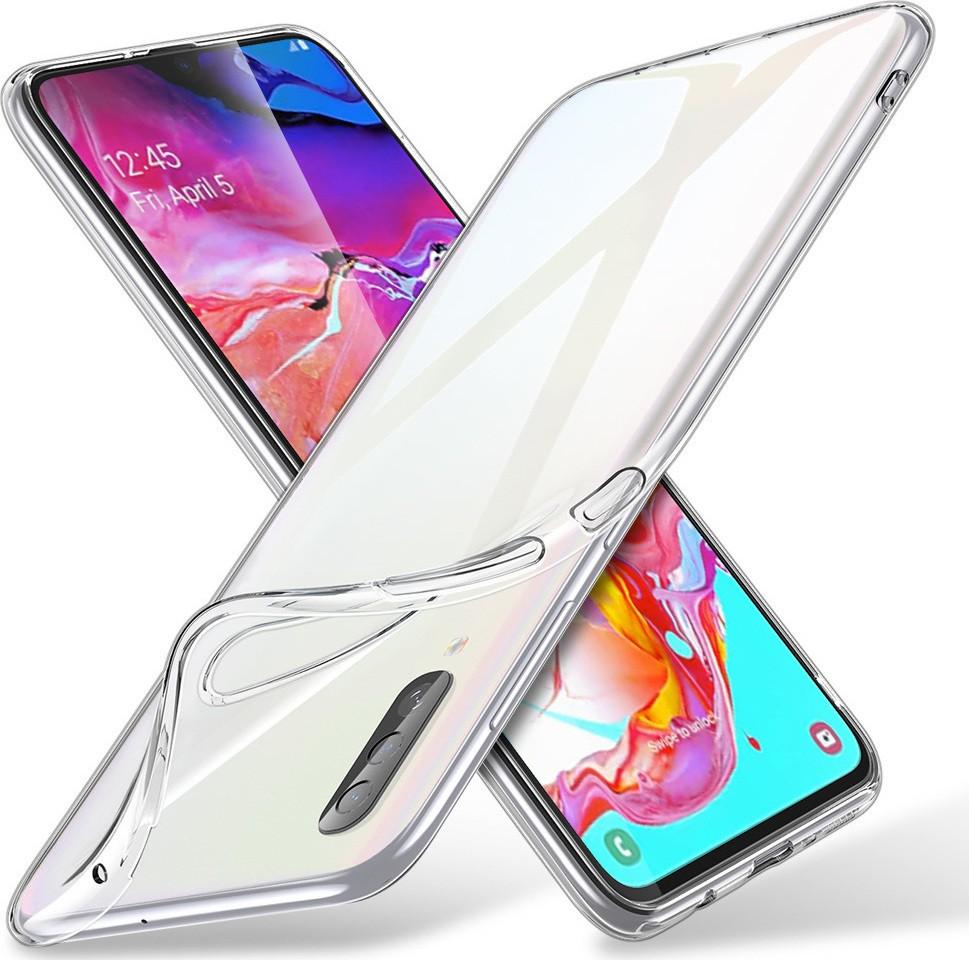 Силиконовый чехол ESR Essential Zero Clear Samsung A80