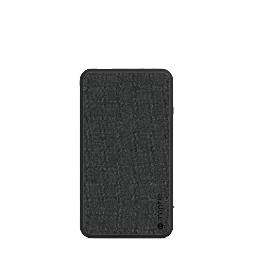 Внешний аккумулятор mophie Powerstation Plus Wireless-2N1-Gen 4-10000 Switch-Tip-Cable Black (401101678)