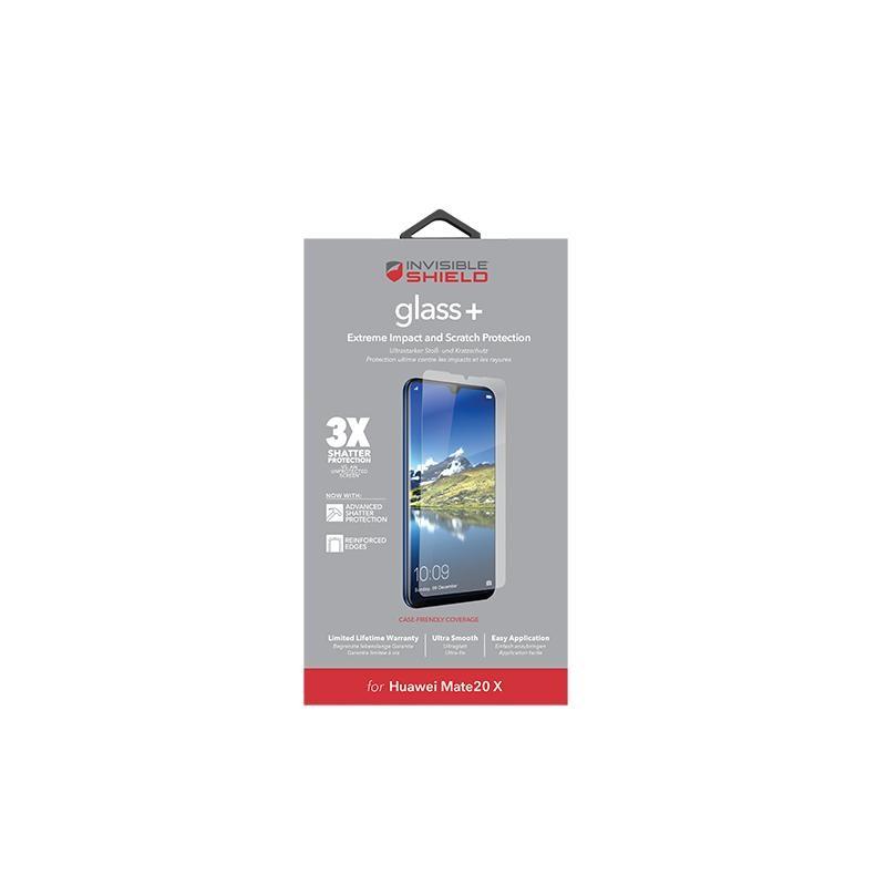 Защитное стекло InvisibleShield Glass+ HuaweiMate20X- Screen Clear (200102676)