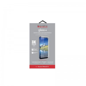 Купить Защитное стекло InvisibleShield Glass+ Huawei Mate 20 X- Screen  Clear (200102676)