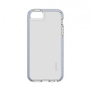 Купить Чехол GEAR4 Piccadilly iPhone SE Silver (IC5SE03D3)
