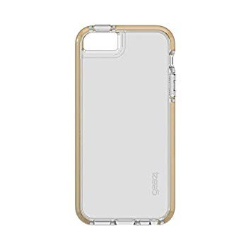 Чехол GEAR4 Piccadilly iPhone SE Gold (IC5SE00D3)