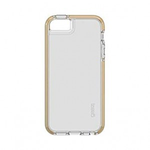 Купить Чехол GEAR4 Piccadilly iPhone SE Gold (IC5SE00D3)