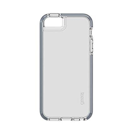 Чехол GEAR4 Piccadilly iPhone SE Space Grey (IC5SE02D3)