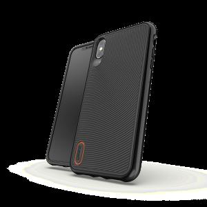 Купить Противоударный чехол GEAR4 Battersea iPhone Xs Max) Black (ICXLBTSBLK)