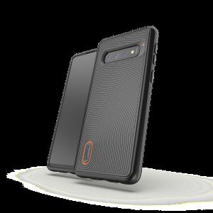 Купить Противоударный чехол GEAR4 Battersea Samsung S10 Black (SGS10B1BTSBLK)