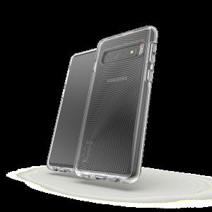 Купить Противоударный чехол GEAR4 Battersea Samsung S10 Clear (SGS10B1BTSCLR)