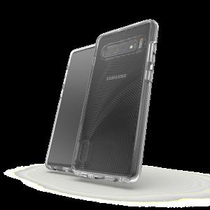 Купить Противоударный чехол GEAR4 Battersea Samsung S10 Plus Clear (SGS10B2BTSCLR)