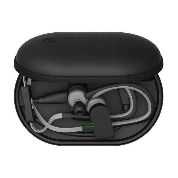 Универсальный зарядный кейс mophie Power capsule USB Black (3512_PWR-CAPSULE-1.4K-BLK)
