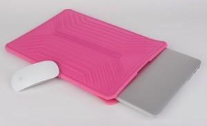 Купить Чехол-бампер WIWU 15.4 Voyage Laptop Sleeve Pink
