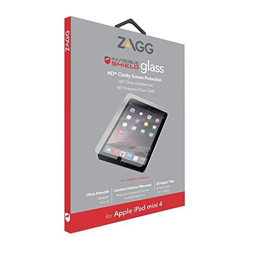 Защитное стекло InvisibleShield Glass - Apple iPad Mini 4-Screen Clear (IM4GLS-F00)