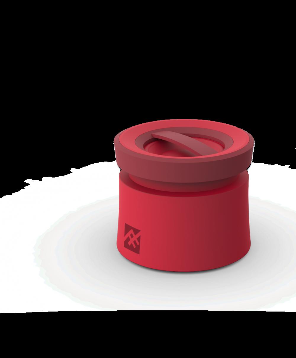 Портативная Bluetooth колонка iFrogz Coda Bluetooth Speaker с микрофоном Red (IFOPBS-RD0)