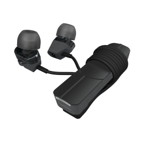 Купить Беспроводные наушники iFrogz Impulse Duo - Dual Driver Wireless Earbuds Charcoal/Black (IFDDWE-CB0)