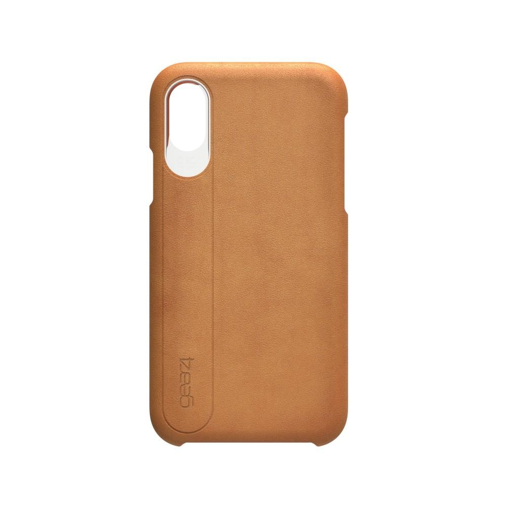 Чехол GEAR4 Knightsbridge iPhone X Brown (IC8KBGBWN)