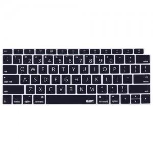 Купить Защитная накладка на клавиатуру ESR Keyboard Cover-US version Black Macbook Pro 13''/15'' (2016-2019)