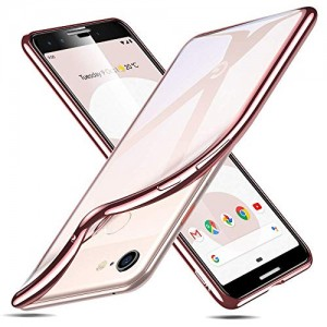 Купить Силиконовый чехол ESR Essential Twinkler Rose Gold Google Pixel 3 XL