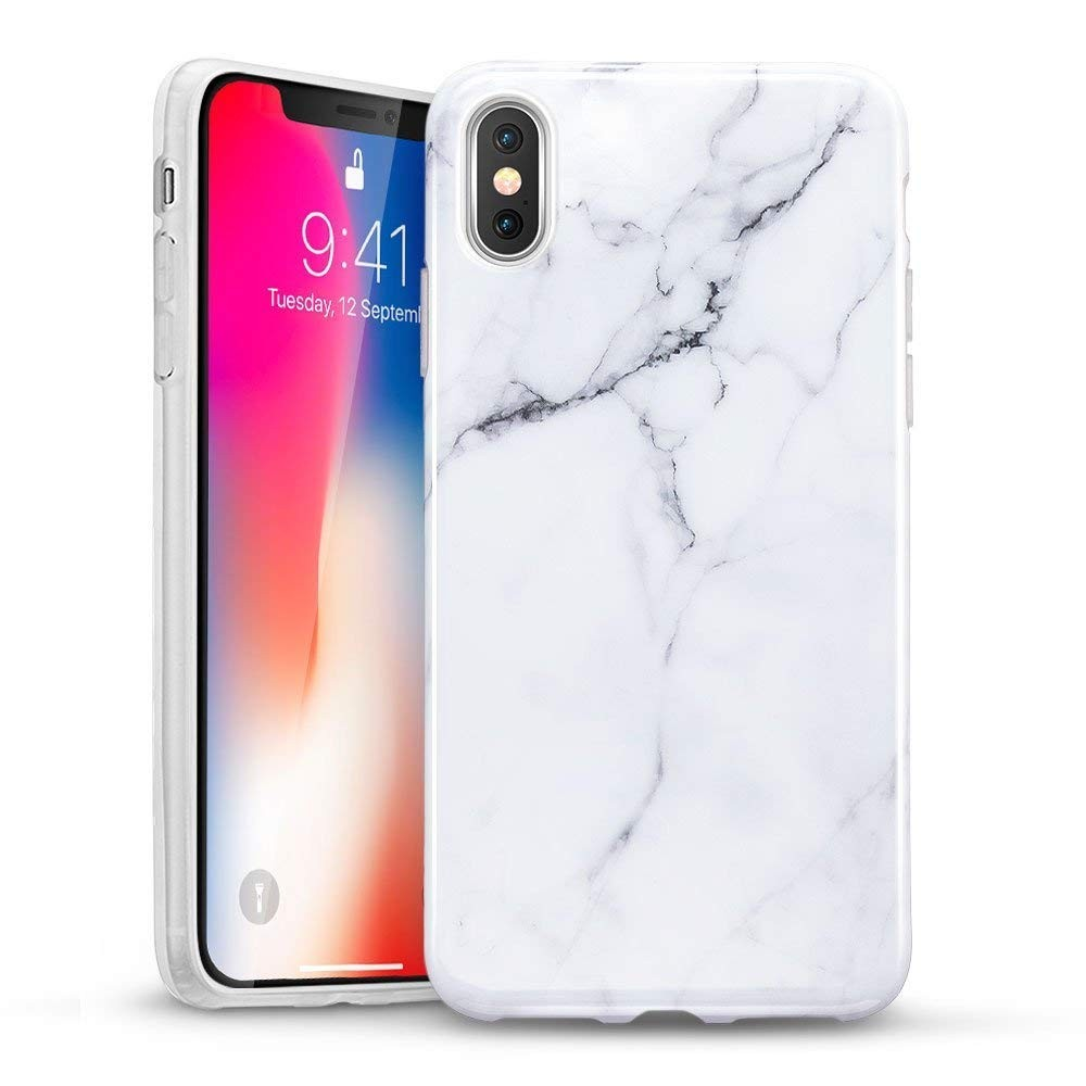 Мраморный чехол ESR Marble White iPhone 11 Pro Max