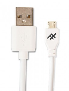 Купить Кабель iFrogz Unique Sync - Micro USB Cable — 3m White (IFUSMR-WH3)
