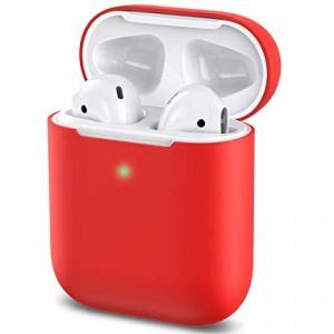 Купить Силиконовый чехол ESR Breeze Red Airpods