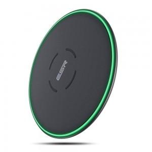 Купить Беспроводное зарядное устройство ESR Essential Wireless Charging Pad Black 5W/7.5W/10W