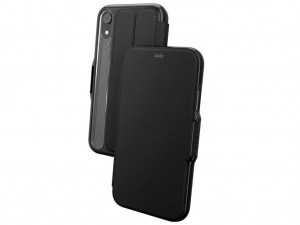 Купить Чехол-книжка GEAR4 Oxford for iPhone XR Black (IC9OXDBLK)