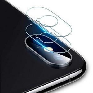 Купить Защитное стекло на камеру ESR Camera Glass Film Clear-2Pack iPhone XS/XS MAX