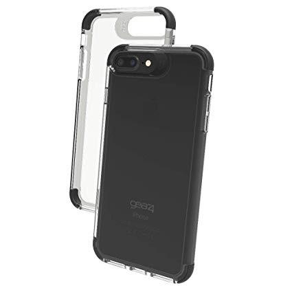 Чехол GEAR4 Wembley iPhone 6-8 PLUS Black (IC67LWEMBLK)