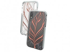 Купить Чехол GEAR4 Victoria iPhone XR (Tribal Leaf) (IC9VIC04)
