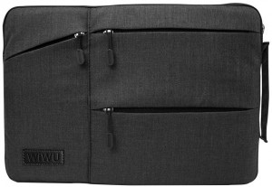 Купить Чехол-сумка WIWU 13.3 Gent Business Sleeve Black