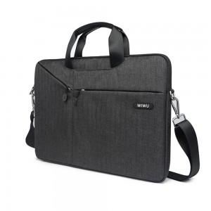 Купить Чехол-сумка WIWU 15.6 Gent Business handbag Black