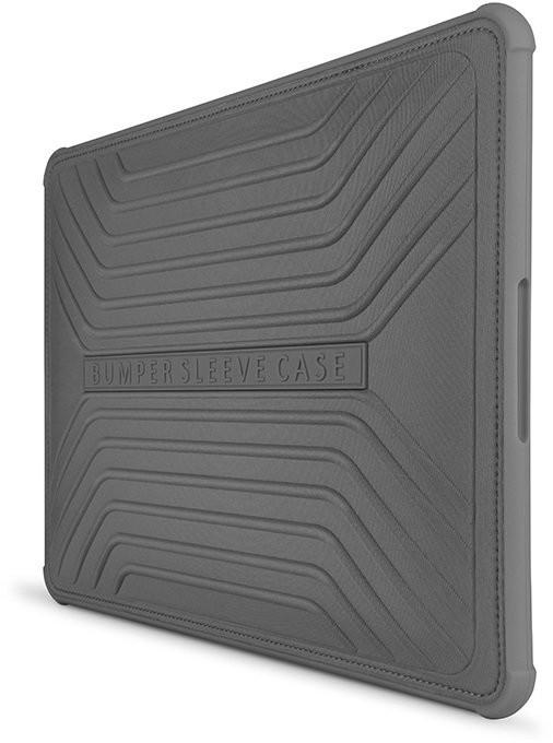 Чехол-бампер WIWU 10 Voyage Laptop Sleeve Grey