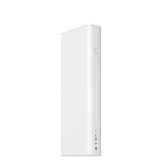 Внешний аккумулятор mophie Power Boost XL V2 | 10400 White (4082_PWR-BOOST-10.4K-WHT-I)