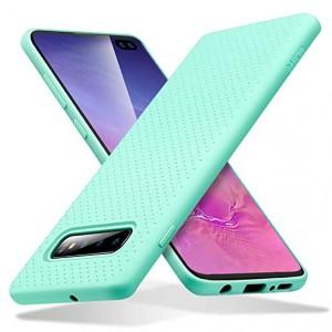 Купить Силиконовый чехол ESR Yippee Touch Mint Samsung S10 Plus
