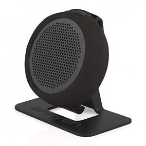 Купить Водонепроницаемая портативная колонка Braven 105 Waterproof Bluetooth Speaker Silver/Green (B105SG)