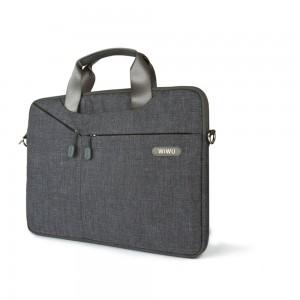 Купить Чехол-сумка WIWU 15.6 Gent Business handbag Grey