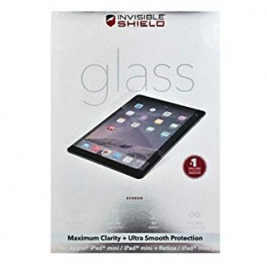 Купить Защитное стекло InvisibleShield GLASS-Apple iPad Mini, Mini + Retina & Mini 3-Screen Clear (IM3GLS-F00)