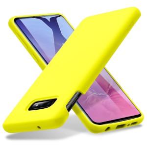 Купить Силиконовый чехол ESR Yippee Touch Yellow Samsung S10e