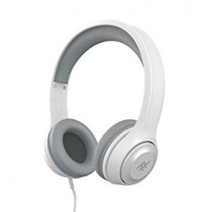 Купить Накладные наушники iFrogz Aurora Wired Headphones с микрофоном White (IFFAWH-WH0)