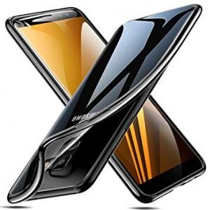 Купить Силиконовый чехол ESR Essential Twinkler Black Samsung A8
