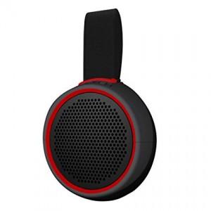 Купить Водонепроницаемая портативная колонка Braven 105 Waterproof Bluetooth Speaker Grey/Red (B105GR)