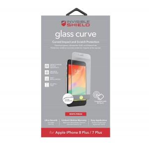 Купить Защитное стекло InvisibleShield Glass Curve - Apple iPhone 8 Plus / 7 Plus - Screen - White White (200101461)