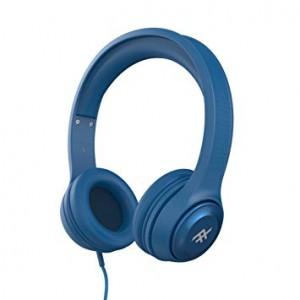 Купить Накладные наушники iFrogz Aurora Wired Headphones с микрофоном Blue (IFFAWH-BL0)